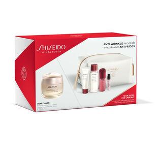 Anti-Wrinkle Program Pouch Set - Wrinkle Smoothing Cream,